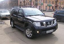 Nissan Pathfinder Тверь