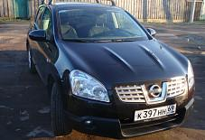 Nissan Qashqai Тверь