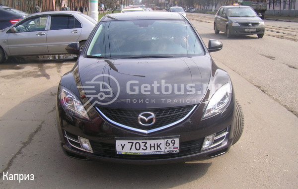 Mazda  Тверь