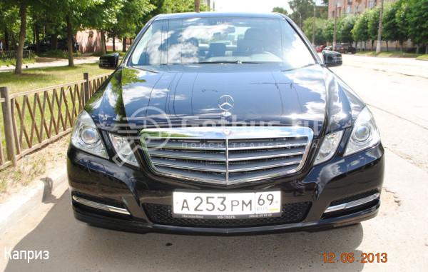 Mercedes-Benz Е200 Тверь